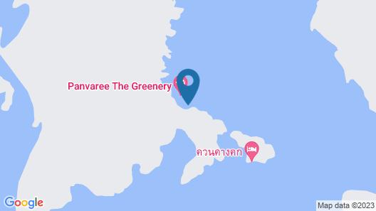 Panvaree Resort Map