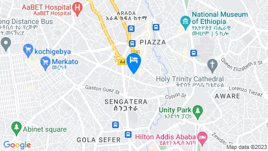 Wutma Hotel Map