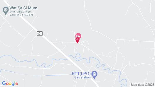 At Sichon Resort Map