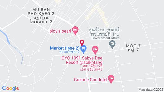 Chuanchom Place Map