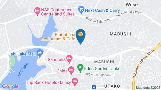 Nordic Hotel Map