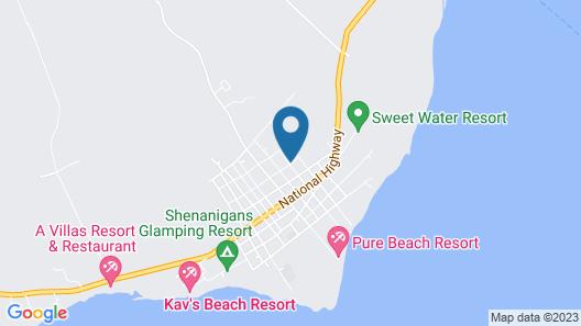 Allura Resort Dive and Spa Map
