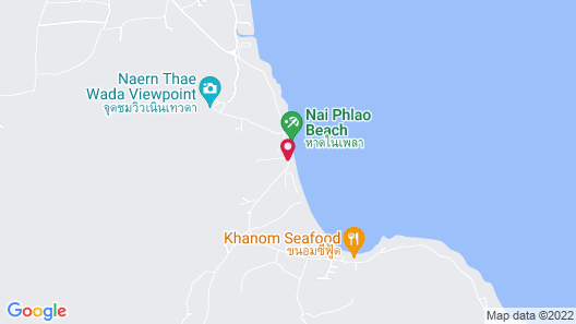 Supar Royal Beach Resort Map