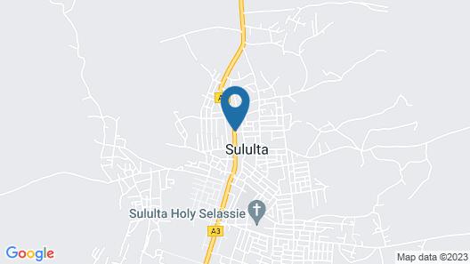 Yaya Africa Athletics Village Map
