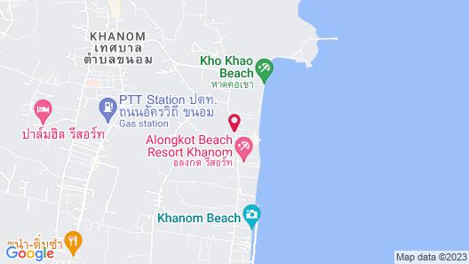 Chonnapha Resort Map