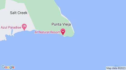 Residencia Natural Map