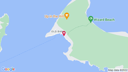 Free Spirit Inn Map