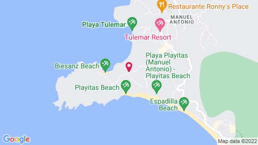 Issimo Suites Boutique Hotel & Spa - Adults Only Map