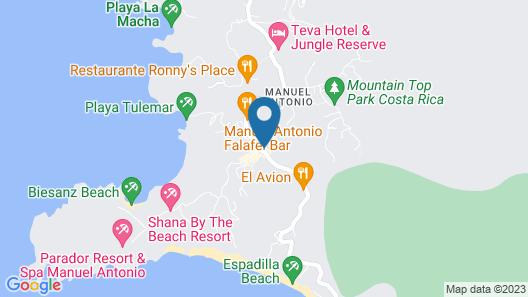 Mandarina Map