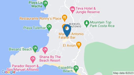 Los Altos Resort Map