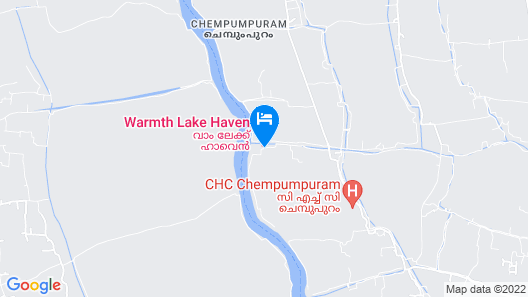 Warmth Lake Haven Map