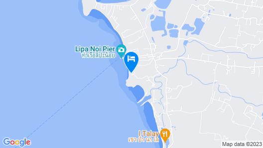 Baan Samlarn Map