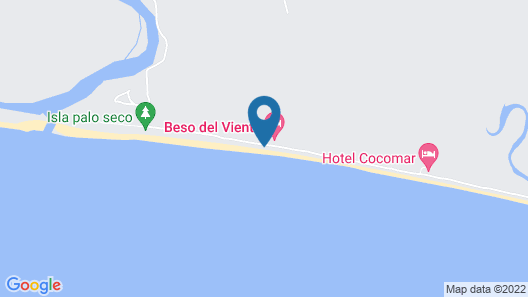 Beso del Viento - Adults Only Map