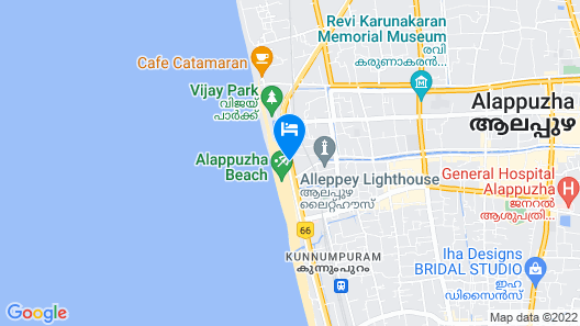 Raheem Residency Map