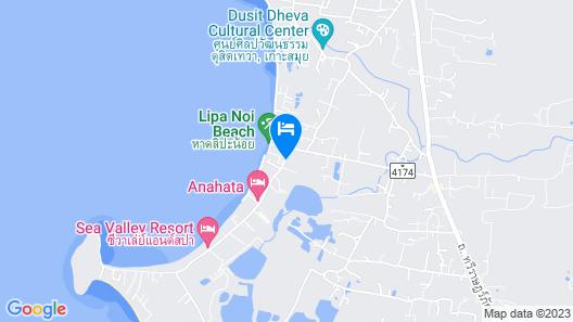 Nikki Beach Resort & Spa Map
