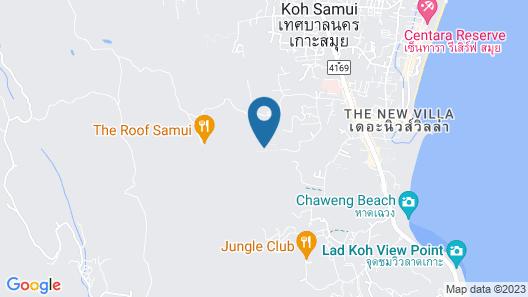Rockwater Residences - Green Hills Samui by Rockwater Map