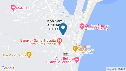 Joy Residence Map