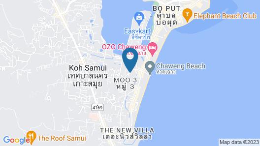 Le Murraya Boutique Hotel Map