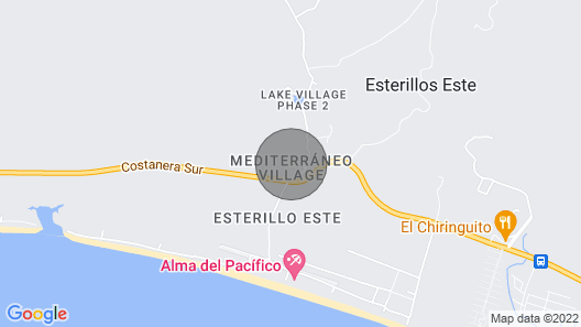 Mediterranean Village by Vacation Pura Vida Map