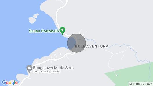 HERMOSA Y COMODA CASA EN LAS COSTAS DEL MAR CARIBE<br><br>IN FRONT OF THE SEA Map