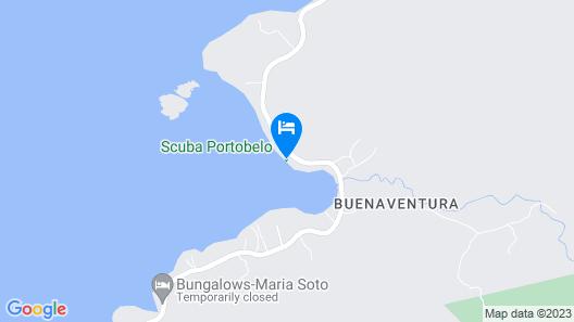 ScubaPortobello Map