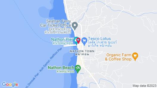 Coffee Island Map