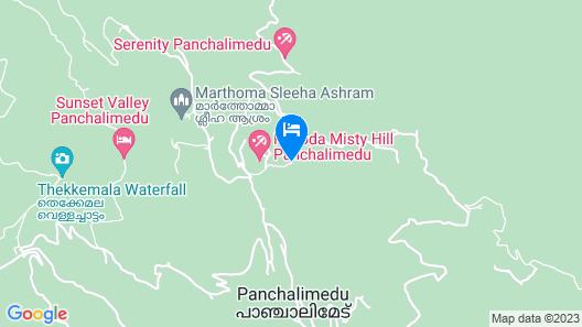Paradisa Plantation Retreat Map