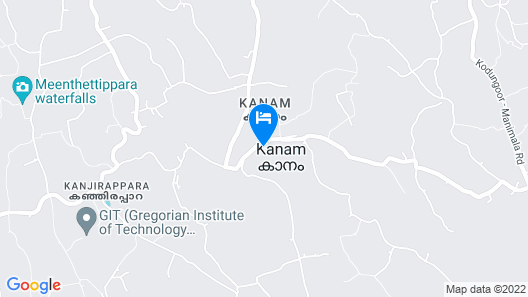 Serenity At Kanam Estate Map