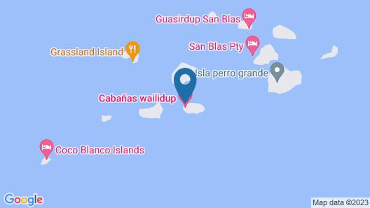 Wailidup Hotel Map