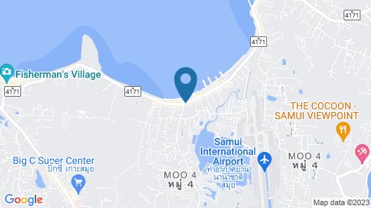 Bangrak Beachclub Map