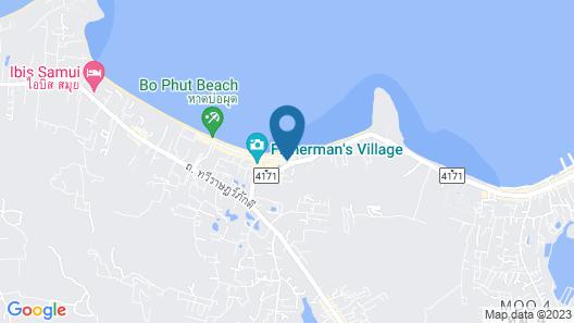 Fishermans village apartments Map