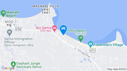 Karma Resort Map