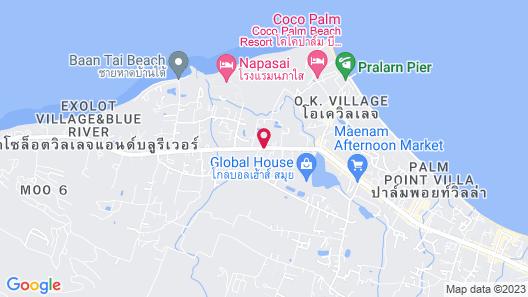 Boutique Pool Villa Map
