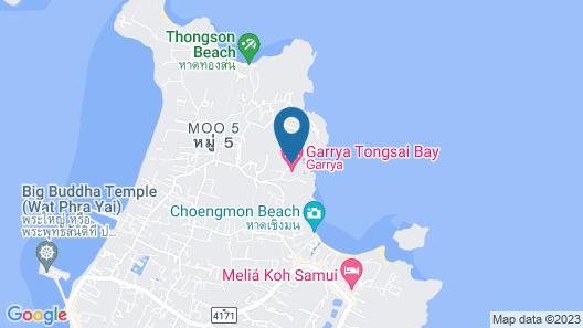 The Tongsai Bay Map