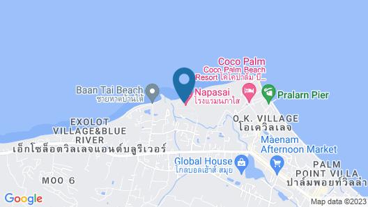 Napasai, A Belmond Hotel, Koh Samui Map
