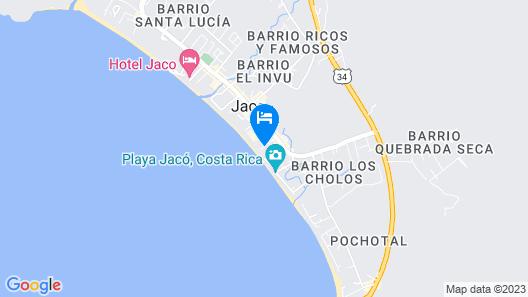 Selina Jaco Map