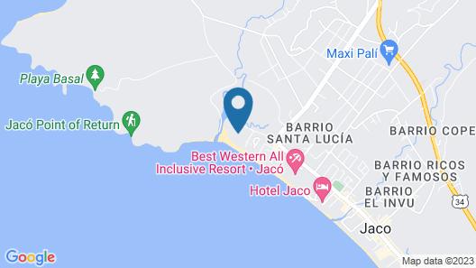 Tres Regalos N302 Map