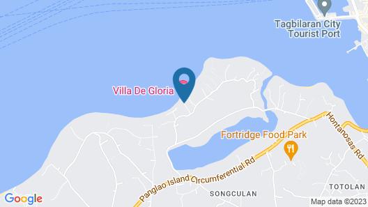 Villa de Gloria Map