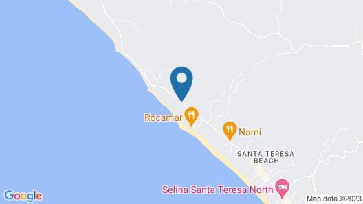 Florblanca Map