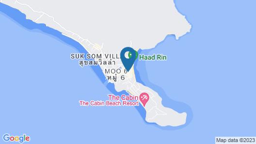 Sea Breeze Resort Map