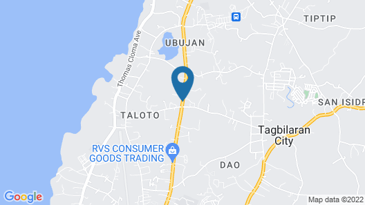 Katris Homes - Hostel Map