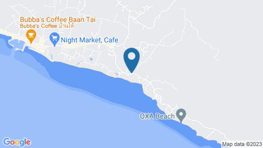 Chantaramas Resort Map