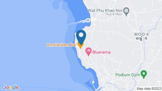Kupu Kupu Phangan Beach Villas & Spa by L'Occitane Map