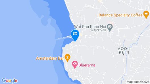 Tharathip Resort Map