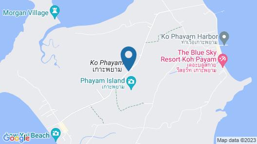 Phuree Hut Map