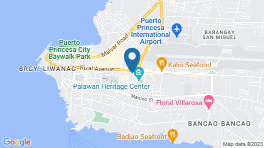 RedDoorz Plus near Rizal Junction Map