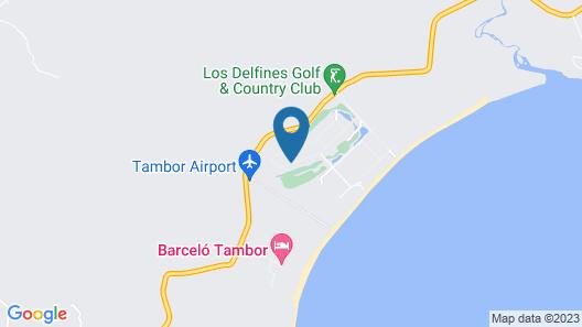 Viva Tambor Villas Map