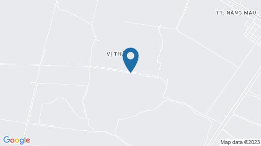 Kim Lan Homestay Map