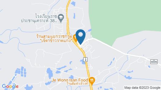 OYO 674 Greenery Home Map