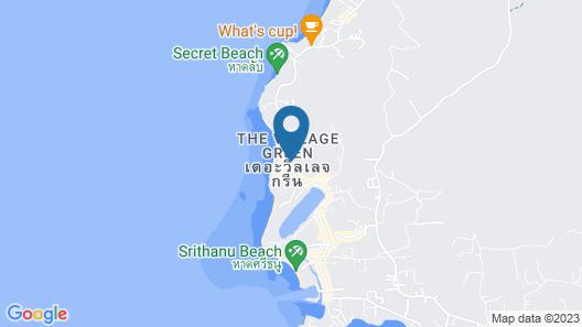 Seetanu Bungalows Map